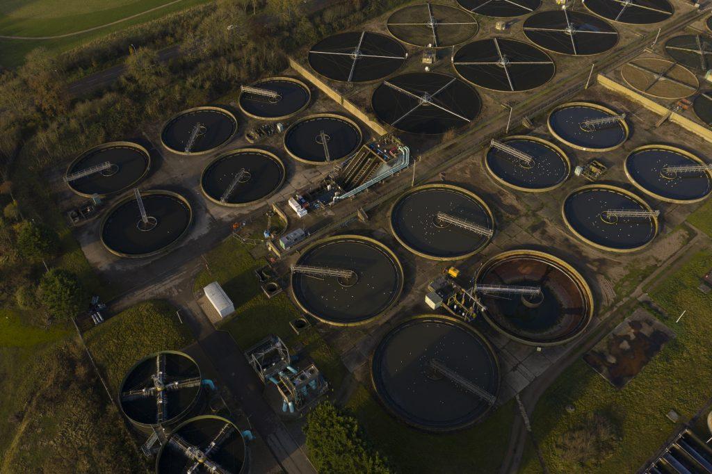 Warwick Sewage plant