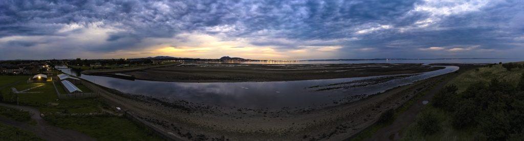 Musselburgh Coastline